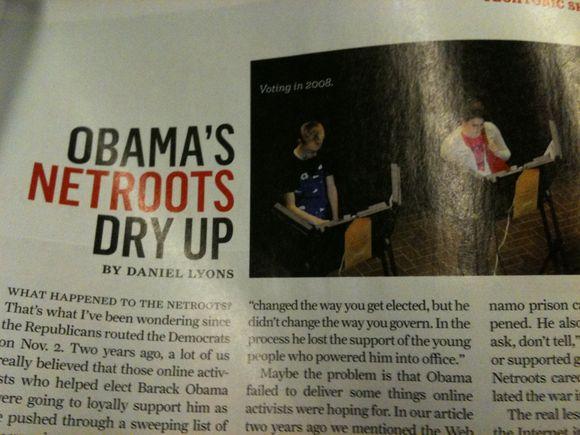 Rethink the Obama Rethink?